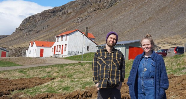 Fulltrúar Íslands á We Feed the Planet í Mílanó
